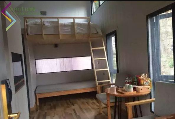 陕西木屋别墅安装