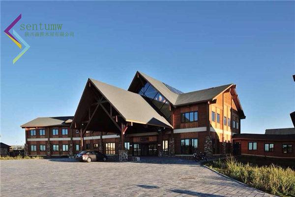 陕西木屋别墅建造