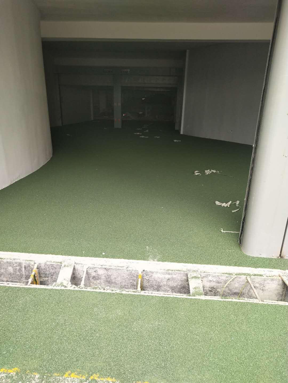 地库防滑坡道的施工