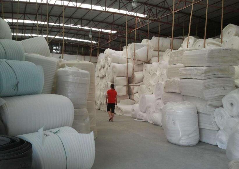 珍珠棉包装厂房