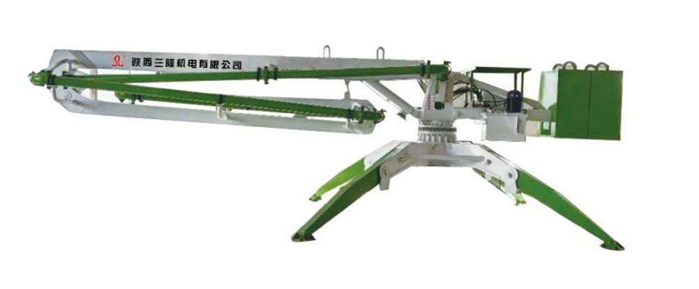 HGY15移动式液压布料机