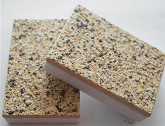 保温装饰一体板的优势就是让保温和装饰两不误