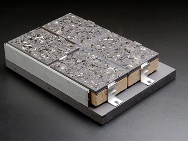 岩棉保温装饰一体板成功案例