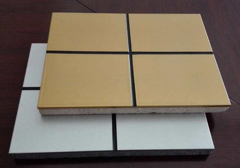 金属板饰面保温装饰一体板