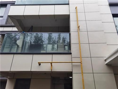 外墙保温装饰一体板应用