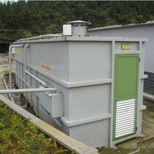 一体化污水处理设备特点有哪些?从哪些方面进行说明!