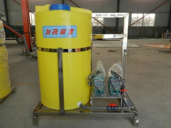 全自动加药装置加药泵操作事项有哪些呢?