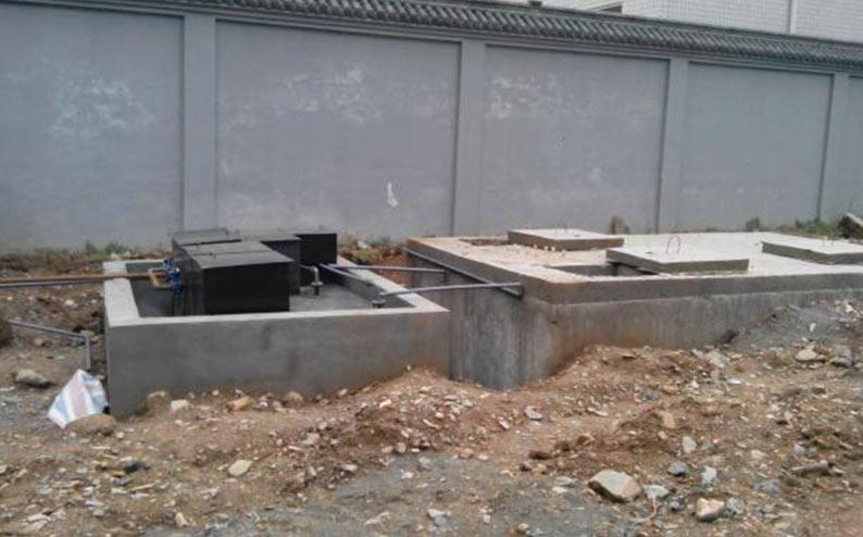 商洛柞水峪石矿业污水处理站