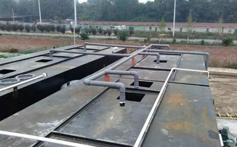 平凉中医医院污水处理站