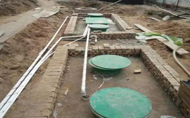 大柳煤矿废水中水回用污水站