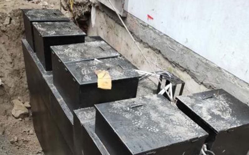 汉中佛坪西力水电站污水处理站