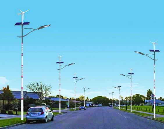 陕西太阳能路灯厂家教您如何选购太阳能led路灯道路灯!