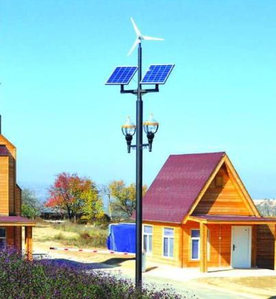 越来越多的场合选择太阳能路灯,那它的具有哪些突出优势?