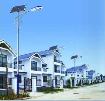 太阳能路灯为何在农村它如粗受欢迎呢?