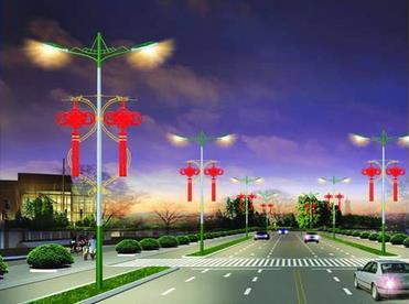 景观灯与路灯两者并存,那么两者之间有什么区别?