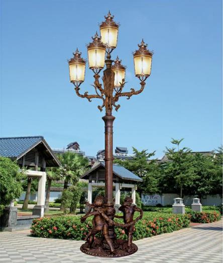 陕西欧式庭院灯