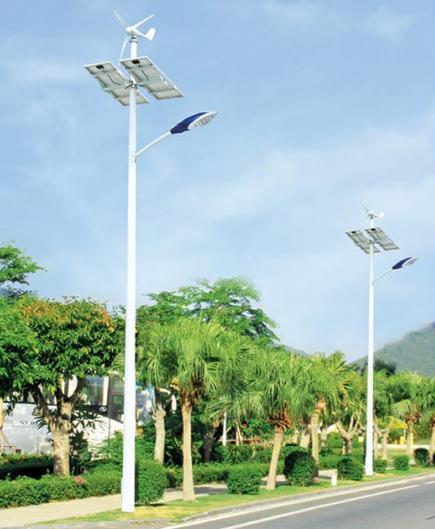 应当如何选择太阳能路灯的高度和功率?