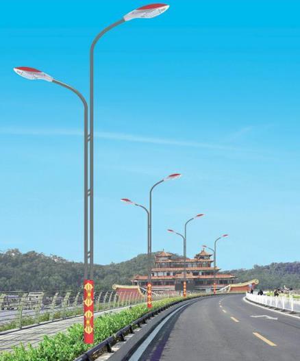 60%的人都不知道城市道路十字路口照明路灯如何称呼