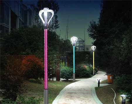 景观灯和庭院灯有哪些区别