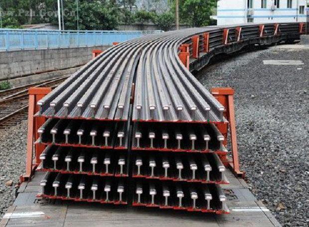 四川轨道钢案例