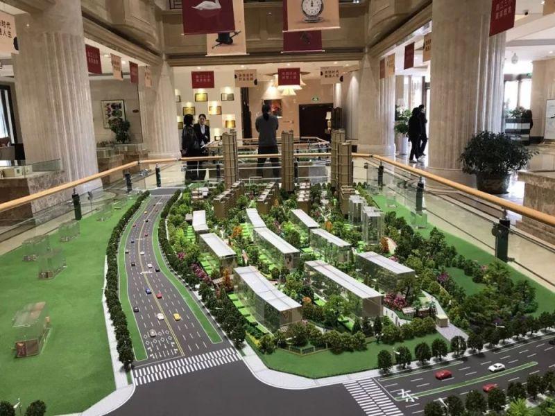 新疆模型沙盘
