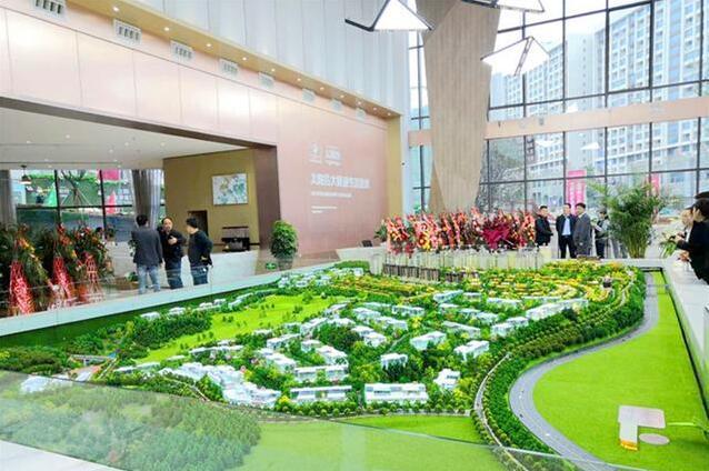 新疆实景地形沙盘模型公司