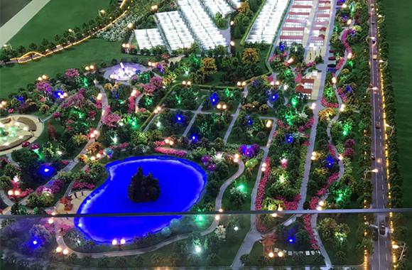 新疆房产3d沙盘模型公司