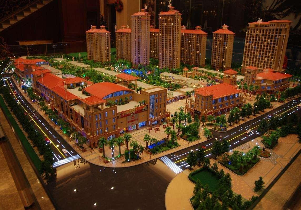 新疆房产销售沙盘模型