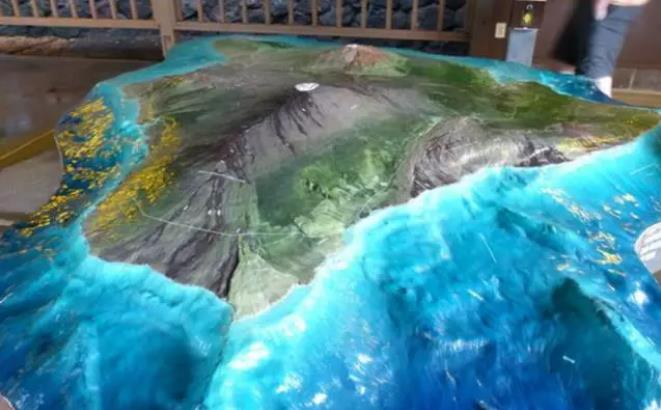 新疆地形地貌沙盘模型公司