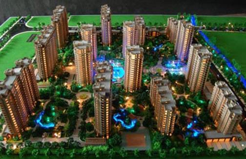 新疆房产沙盘模型公司