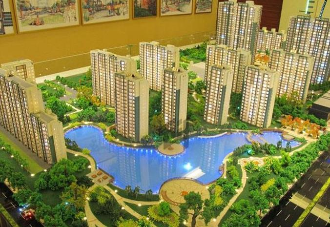 新疆德天大城模型沙盘公司