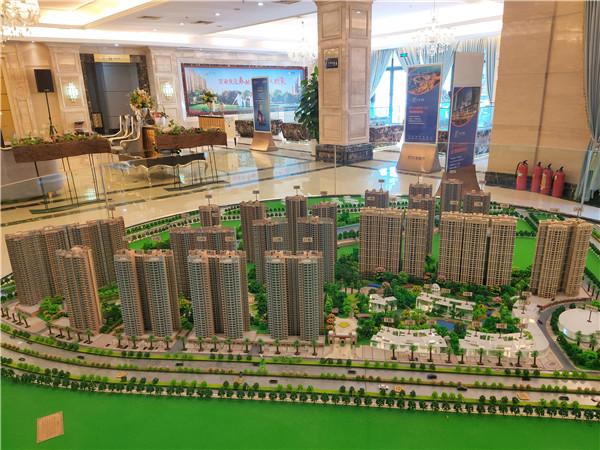 新疆房产模型公司