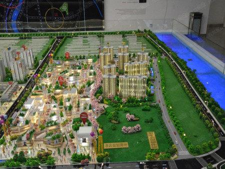 房地产沙盘模型的本质特征是什么
