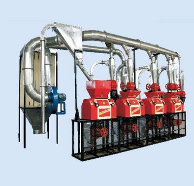 西安磨面机厂家告诉你磨面机对大豆如何进行加工