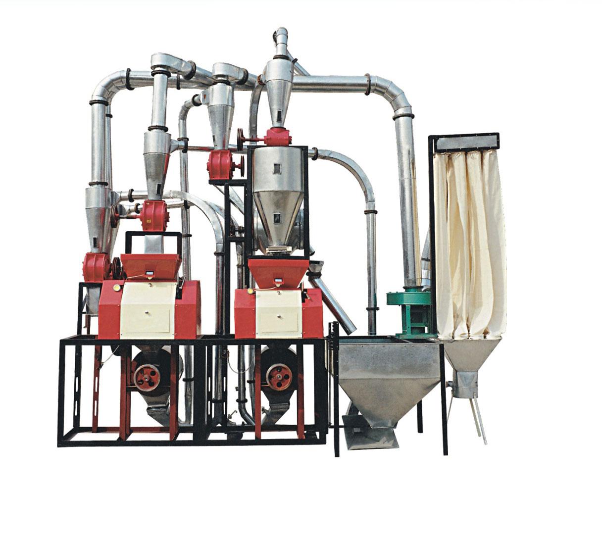 西安磨面机生产厂家