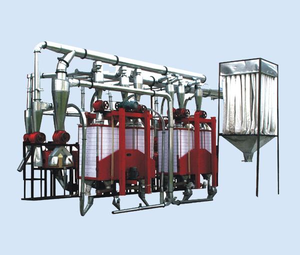 西安磨粉机机组厂家