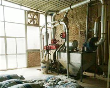 渭南取石清粮机的技术水平将更上一层楼