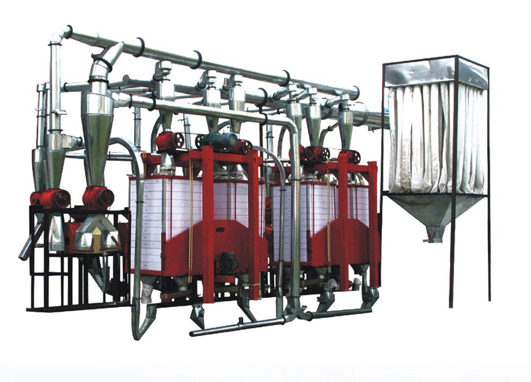 渭南磨面机