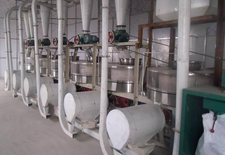 渭南磨粉机机组厂家