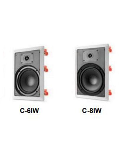 美國JBL C-SERIES揚聲器: C-6IW/C-8IW