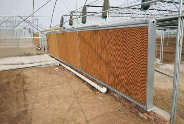 四川水帘墙降温系统
