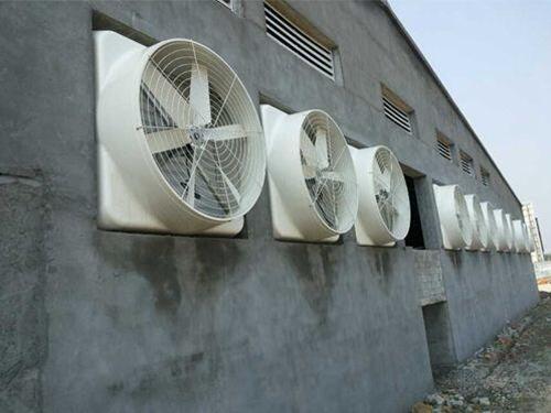 成都负压风机设备安装成功案例