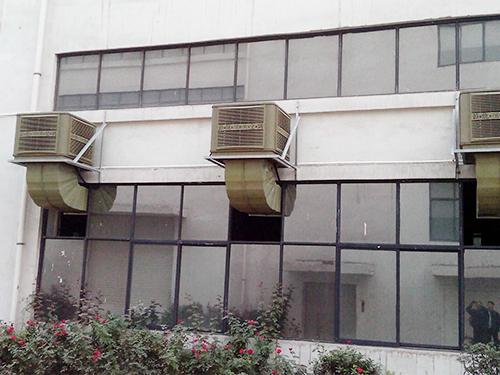 四川环保空调安装成功案例