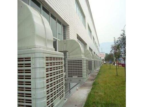 成都冷风机调试安装成功案例