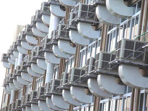 四川通风降温设备安装成功案例