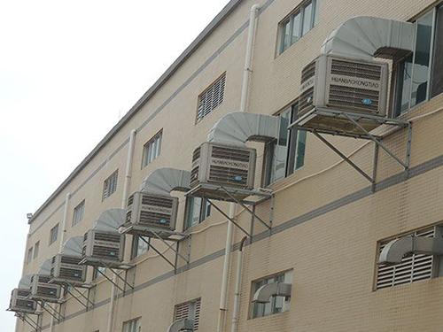 成都工业环保空调销售成功案例
