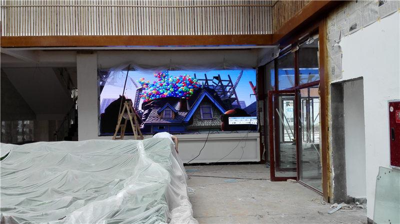 雅安旅游景区LED显示屏