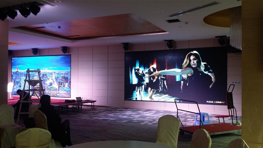 四川商业娱乐LED显示屏