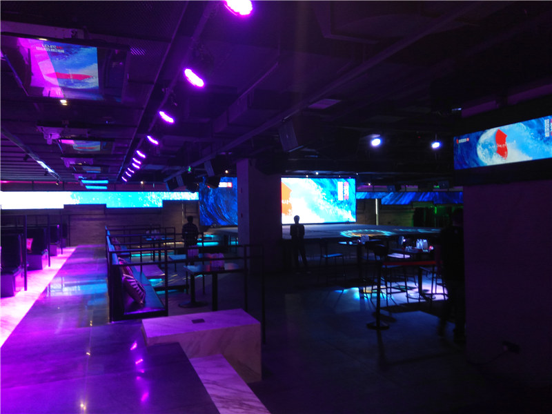 成都商业娱乐LED显示屏