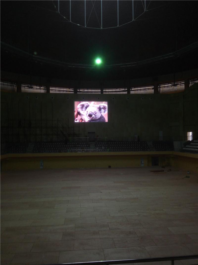 雅安体育场馆LED显示屏